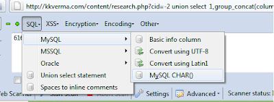 Tutorial Cara Deface Menggunakan SQL Manual