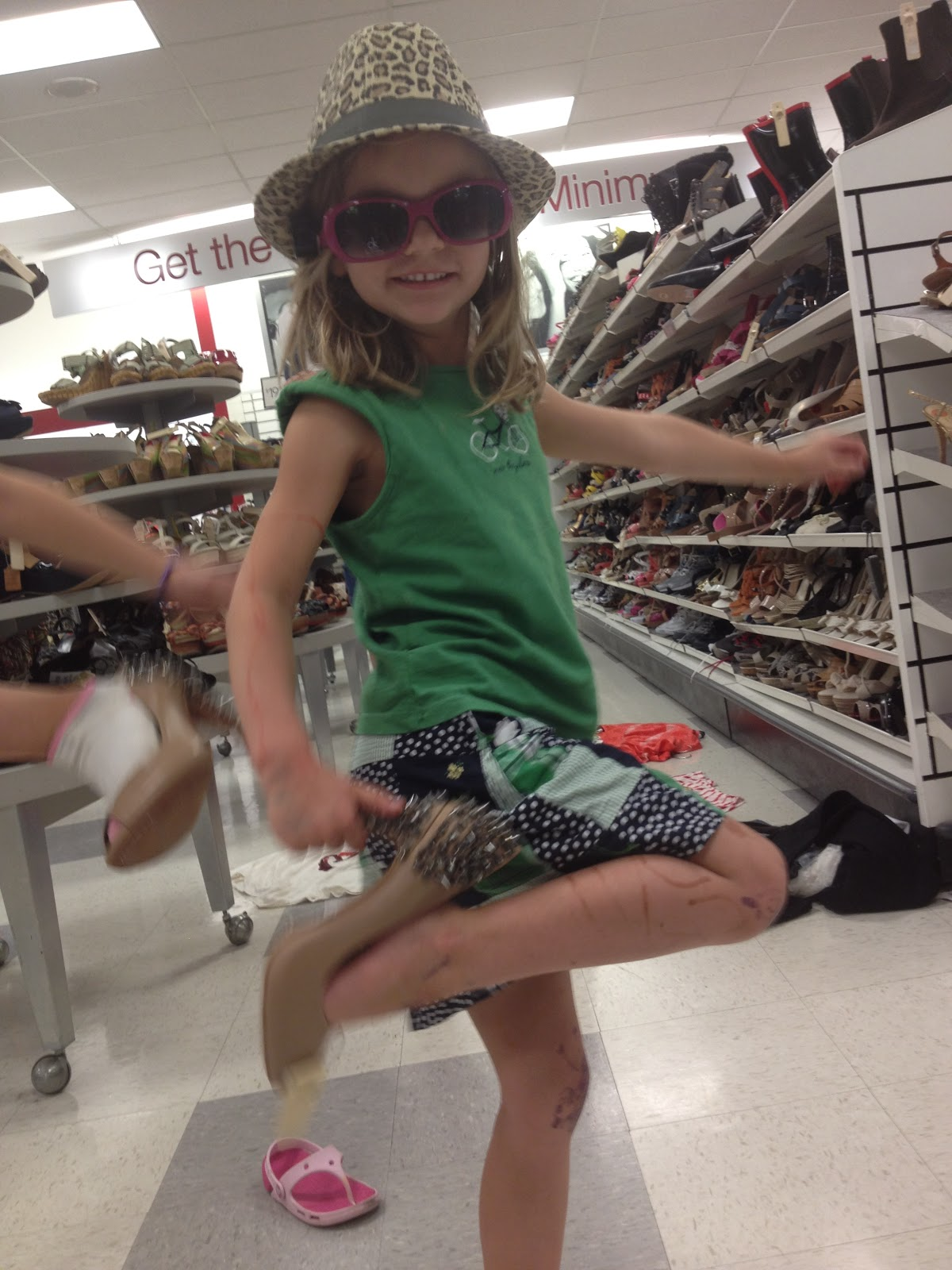 just LOVES me some T.J. Maxx. We had such a good time there when I ...