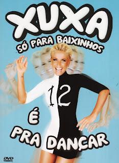 Xuxa - S� Para Baixinhos 12 - � Pra Dan�ar