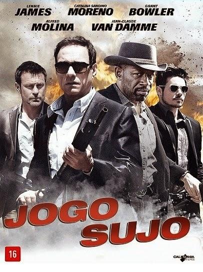 Jogo Sujo – Legendado (2014)