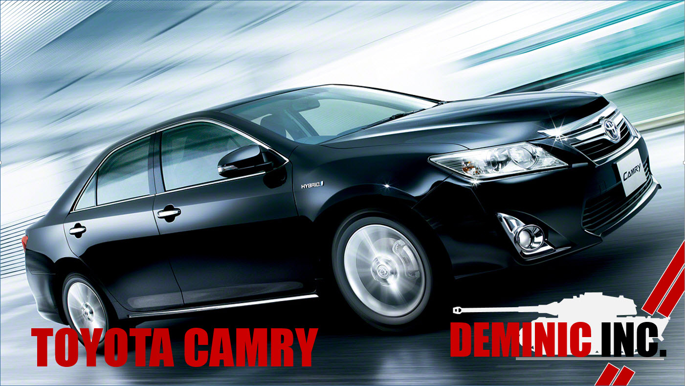 deminic inc toyota camry for sale in singapore. Black Bedroom Furniture Sets. Home Design Ideas