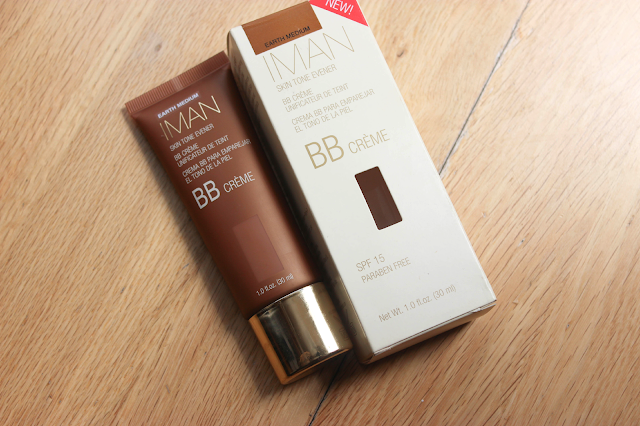 IMAN Skin Tone Evener BB Creme - Earth Medium