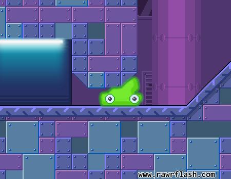 Jogos de plataforma: Slime Laboratory, laboratorio da gosma