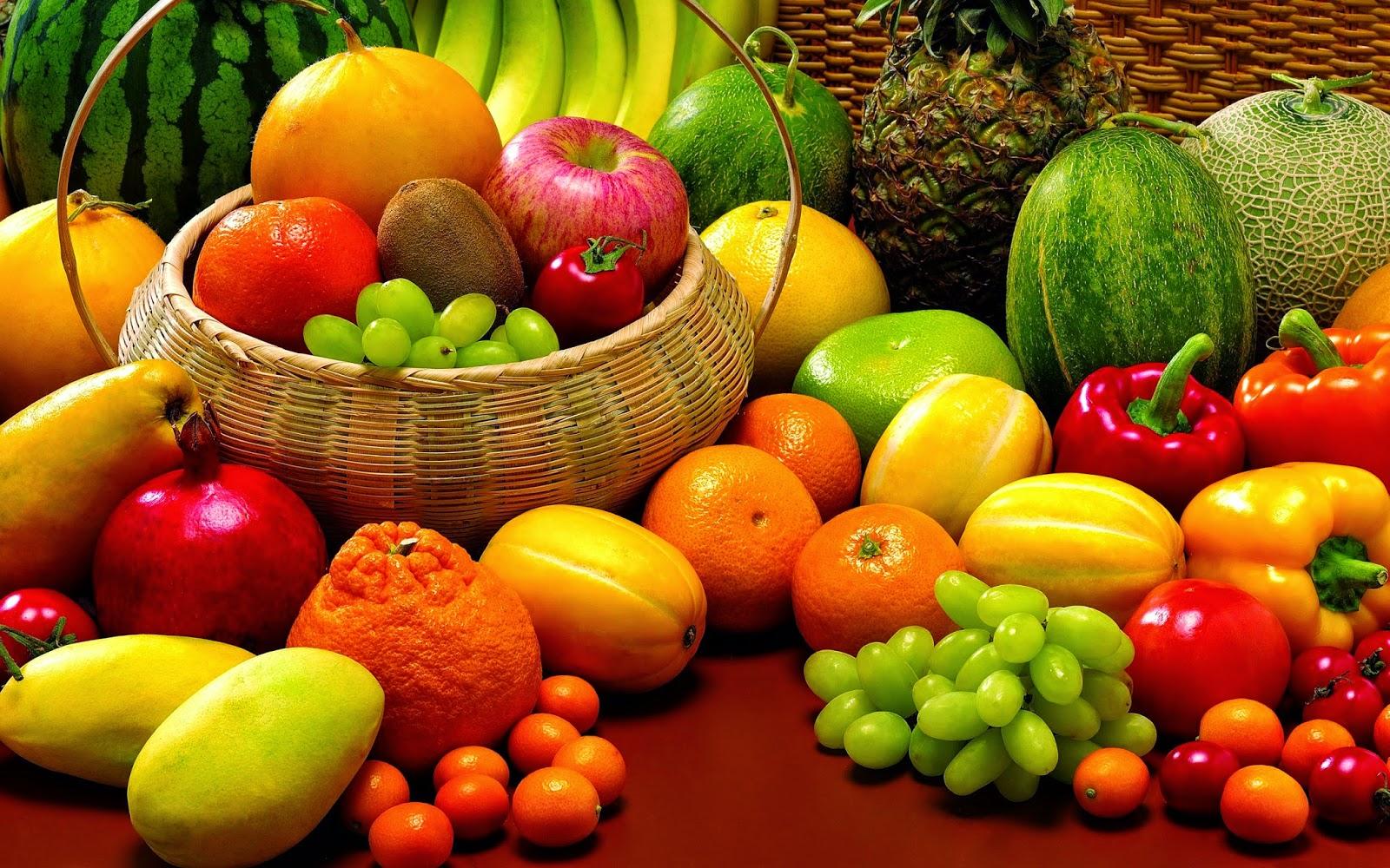 Apa Manfaat Jeruk, Apel, Pisang, Pepaya?