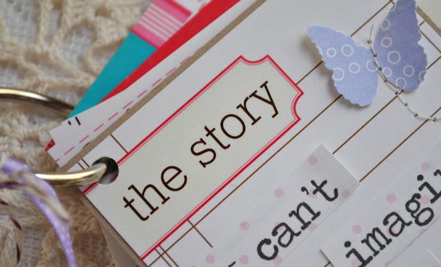 jen chapin blog the story mini book