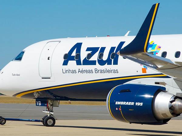 Passagens Aéreas Campina Grande Azul e Gol