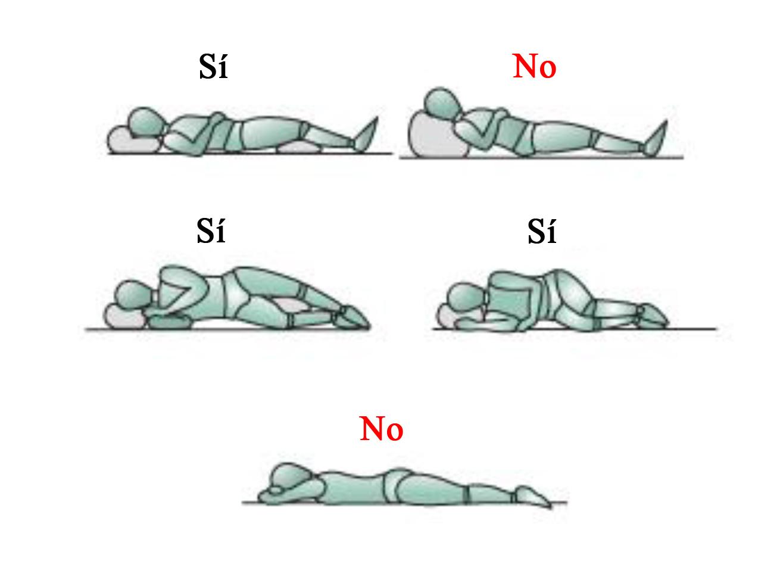 Lo mejor para tu descanso posturas para un sue o reparador - Lo mejor para dormir ...