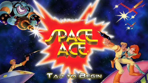 Space Ace games