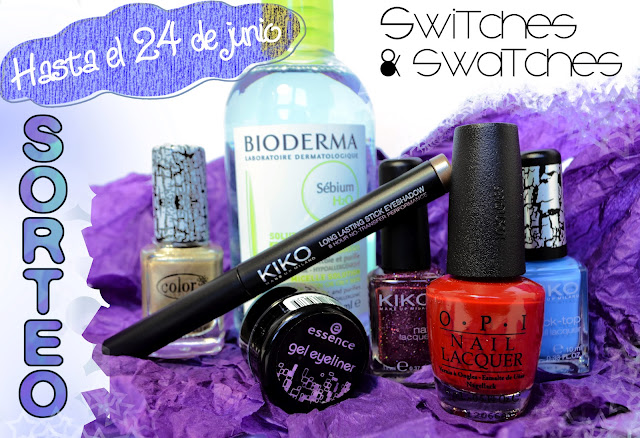 SORTEO 24 JUNIO EN SWITCHESANDSWATCHES
