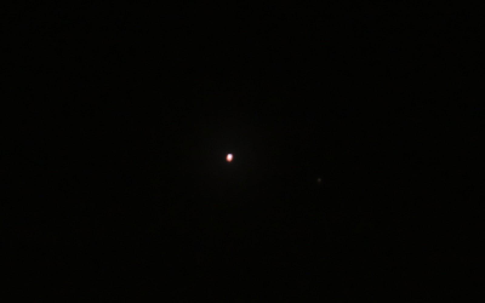 Venus and Mars 22/2/15