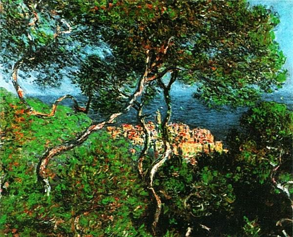 Клод Моне. Бордигера. 1884.