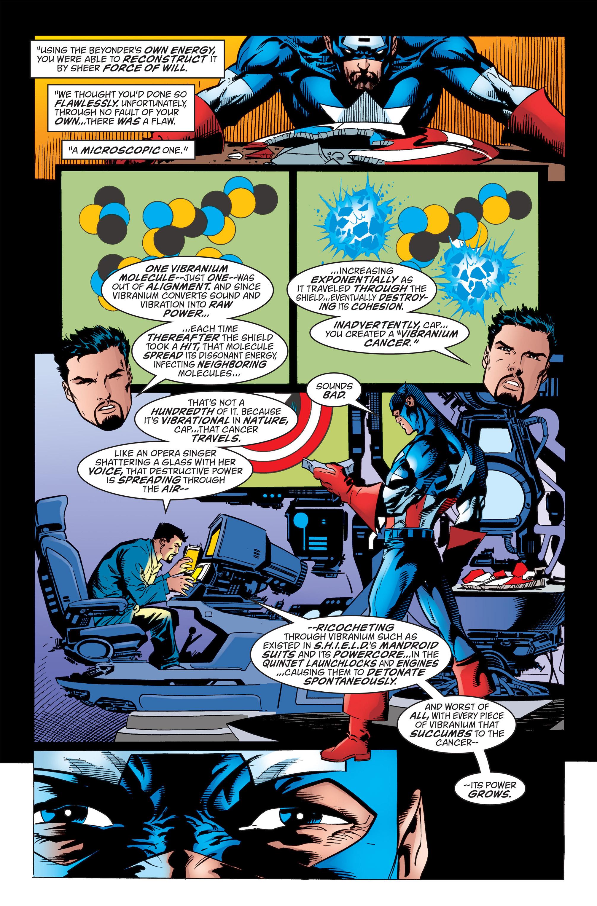Captain America (1998) Issue #21 #27 - English 13