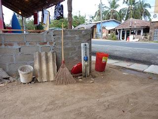 La propreté au Sri Lanka