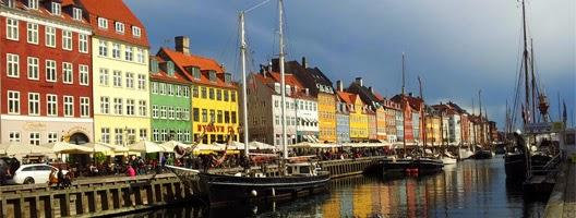 Escápate a Copenhague