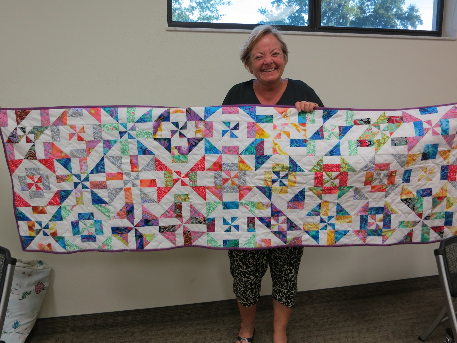 Central florida modern quilt guild august sew in and meeting img6256g baditri Images