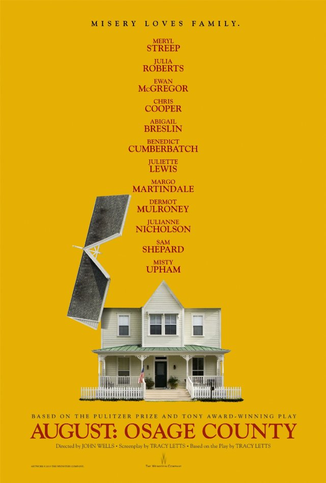 La película August: Osage County