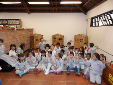 Sala interactiva de Inglés