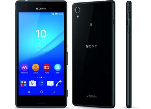 Spesifikasi & Harga Sony Xperia M4 Aqua, Ponsel Android Octa Core Tahan Air