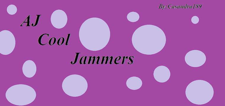 AJ Cool Jammers