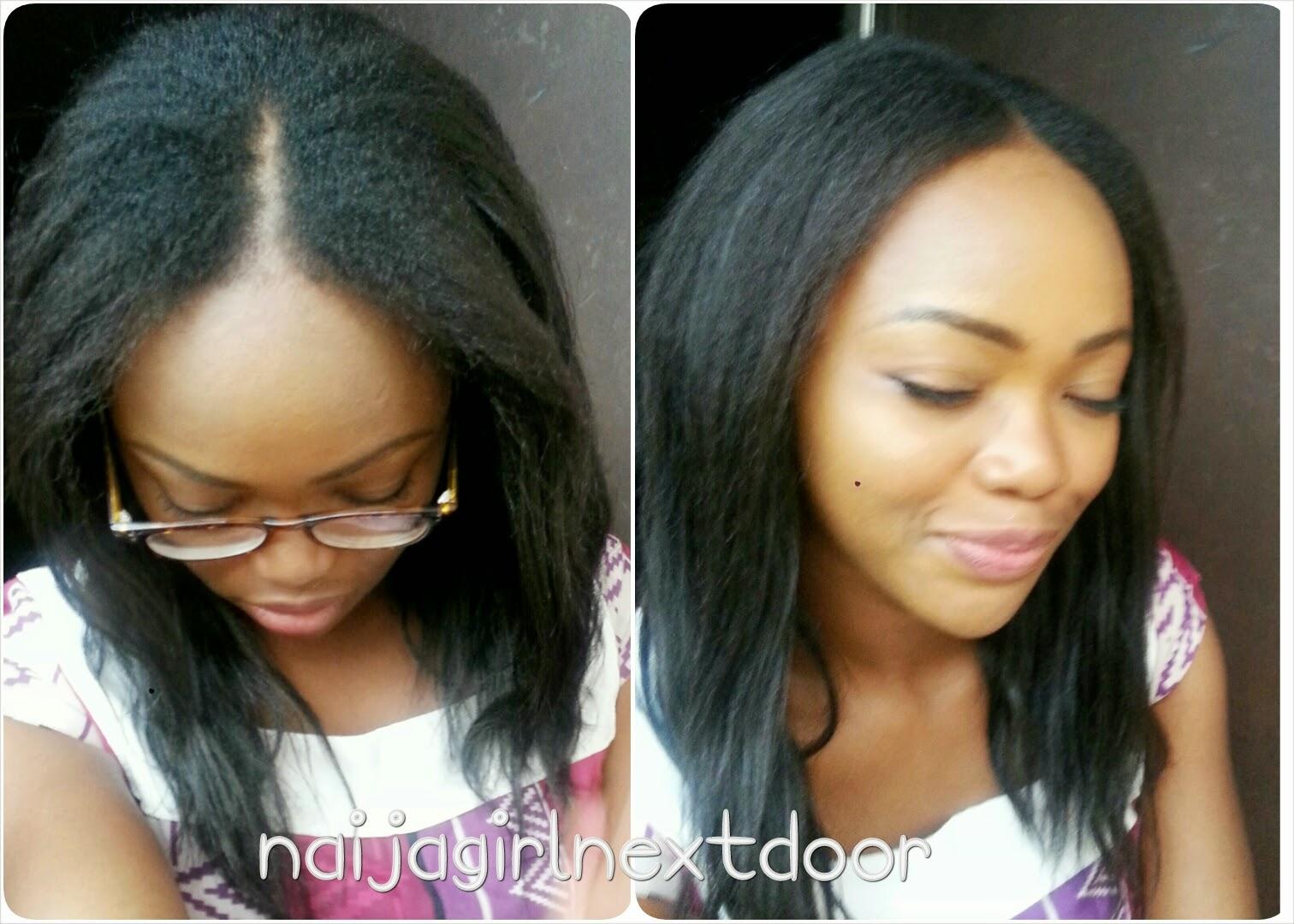 I Style Crochet Weave Naija Girl Next Door