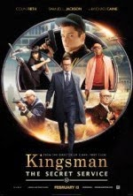Kingsman The Secret Service (2014) HDRip