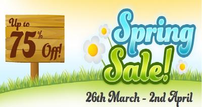 Del 26 de Marzo al 2 de Abril son las rebajas de Primavera en Xbox Live