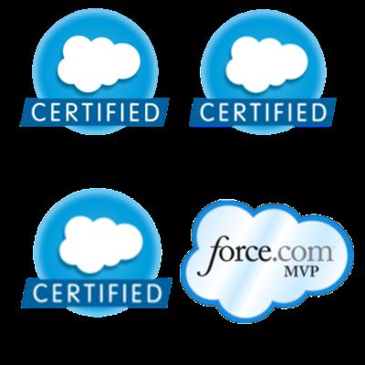 Salesforce Certificates