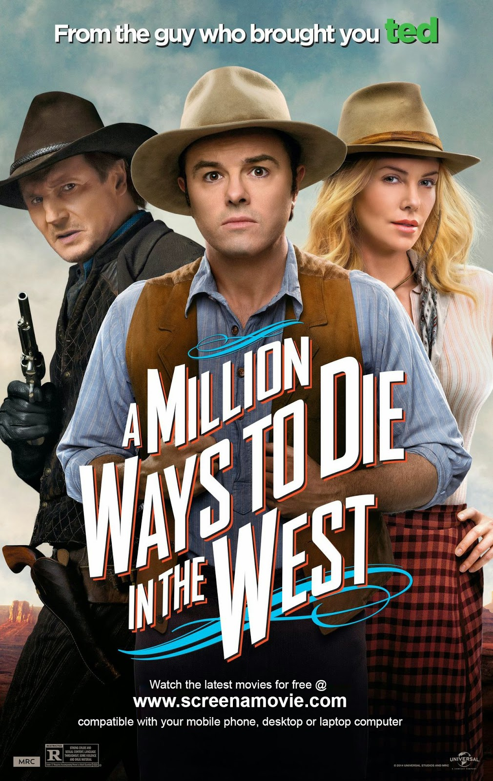 A Million Ways to Die in the West_@screenamovie