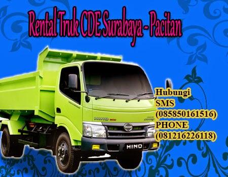Rental Truk CDE Surabaya - Pacitan