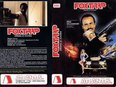 VHS Argentino de Foxtrap (1986)