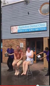 milton keynes dentist ice bucket challenge