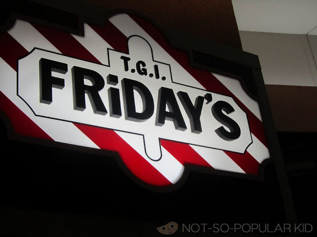 TGIF in Mall of Asia