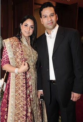 Nadia Khan Wedding Pictures