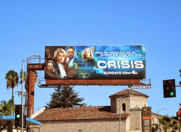 Crisis season 1 billboard