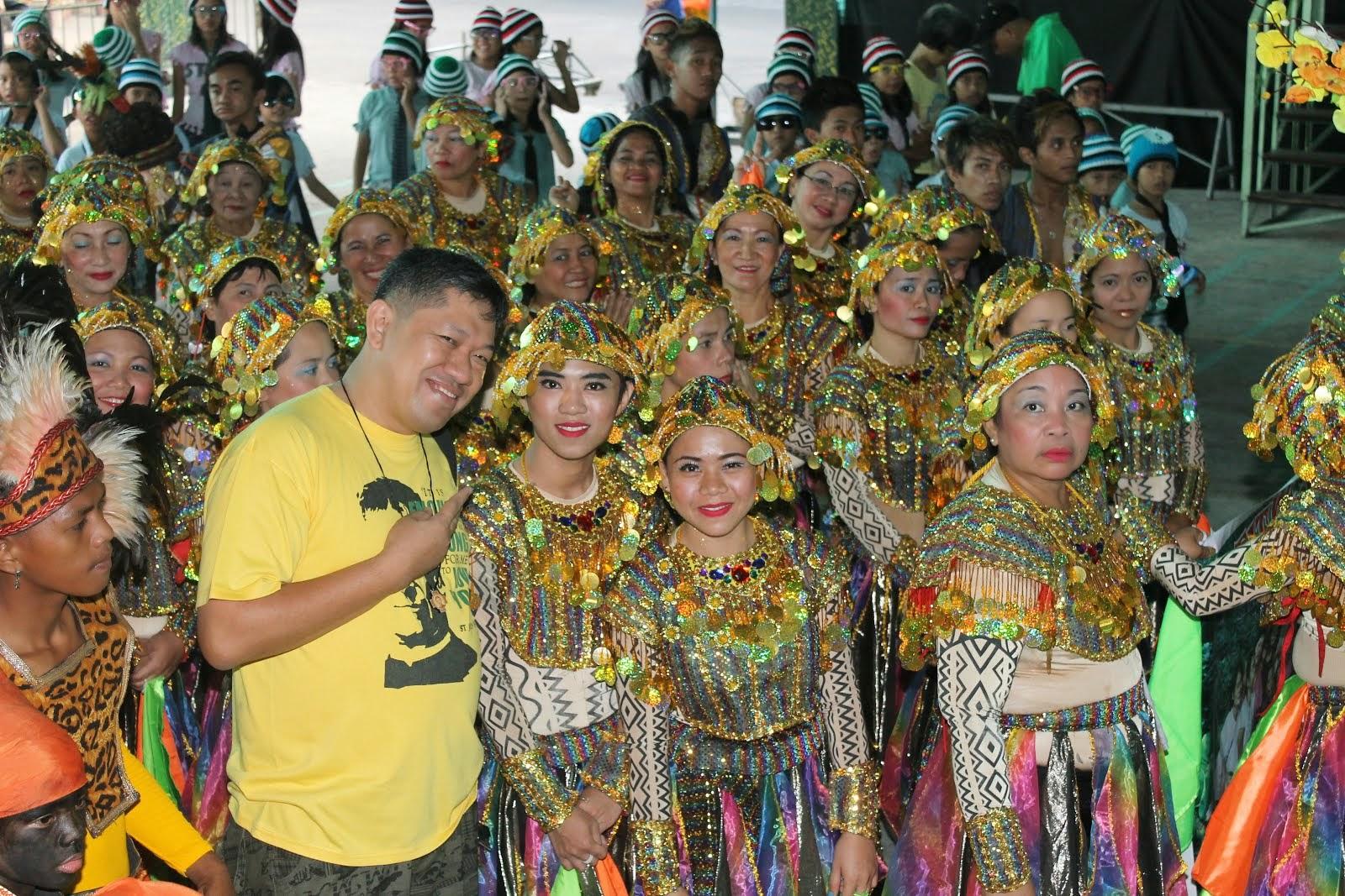 ALAYAW (ALAy saYAW sa Patrong San Juan Bosco) Participants for Fiesta 2014