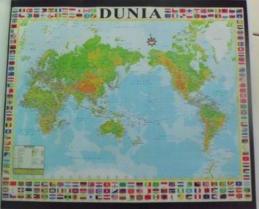 Peta Dunia Lengkap