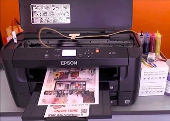 Epson WF-7110 manual