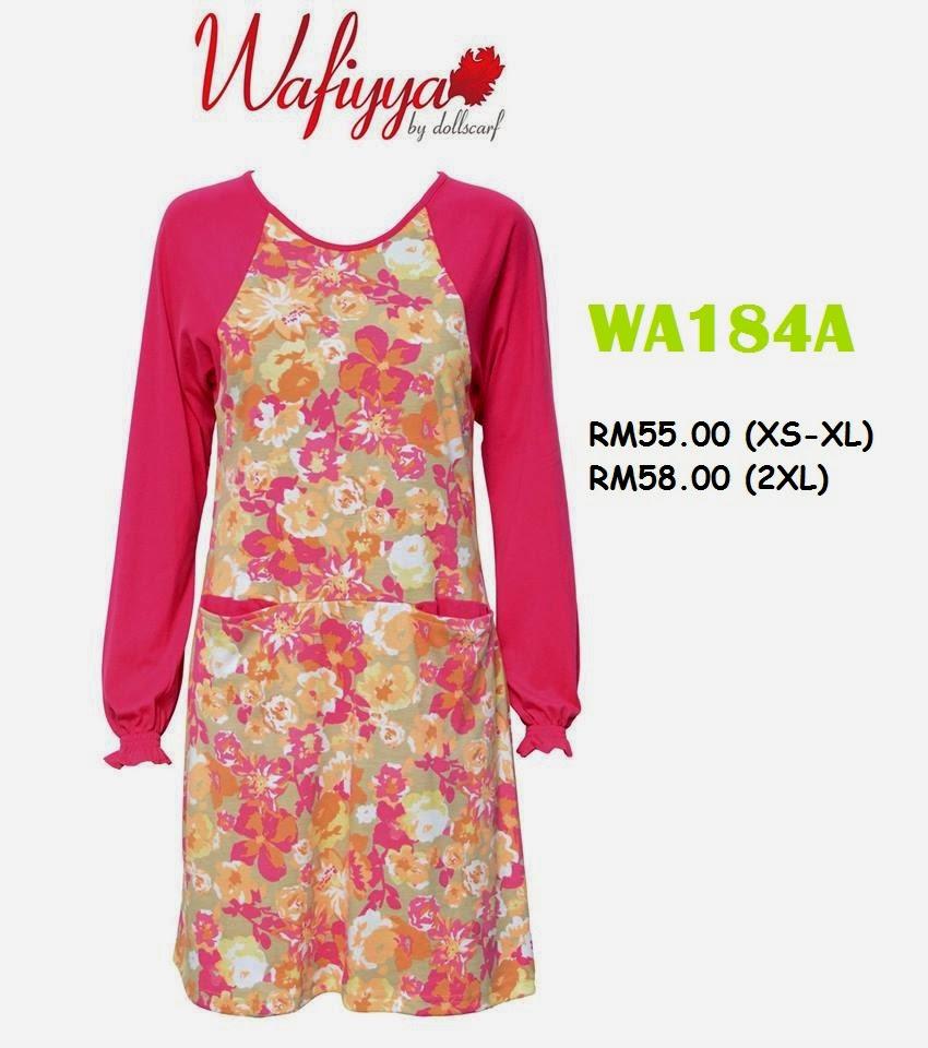 T-Shirt-Muslimah-Wafiyya-WA184A