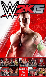WWE 2K15 (MULTi5) - FitGirl PC Game