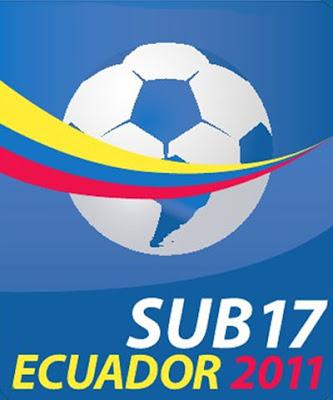Logo del Sudamericano Sub 17 Ecuador 2011