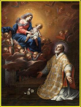 Devoção Oratoriana à Santíssima Virgem Maria