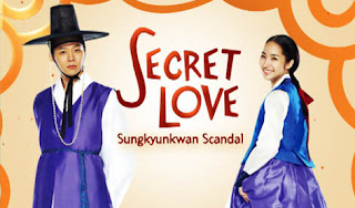 Secret Love  South Korean Historic Romance Drama | Sungkyunkwan Scandal 성균관 스캔들 - 成均館緋聞