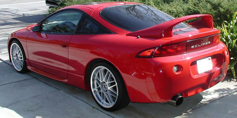 Mitsubishi >> Piezas para Mitsubishi Eclipse 1995 1996 1997 1998 1999 GS GST GSX SPYDER TURBO
