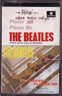 Album Pertama The Beatles : Please Please Me