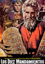 Los diez mandamientos (1956 - The ten commandments)