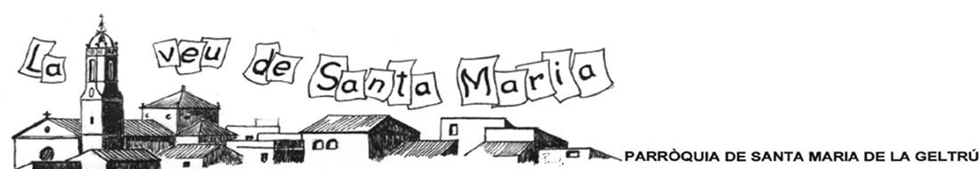 La Veu de Santa Maria