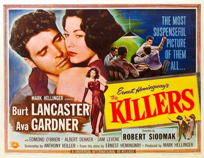 """""""The Killers""""  (1946)"""