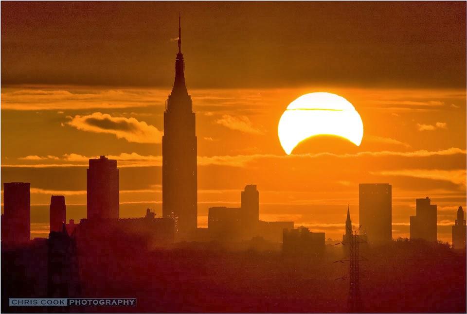 Los eclipses del 2013 en imágenes