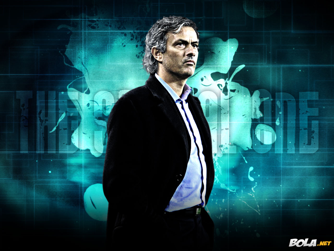 Jose Mourinho - The Special One WallpapersJose Mourinho The Special One