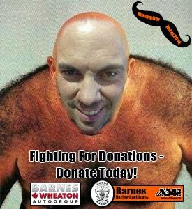 Donate To Jon Today!